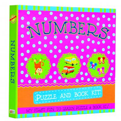 PUZZLE & BOOK KIT 3
