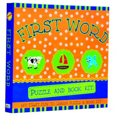 PUZZLE & BOOK KIT 4