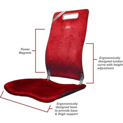 Sabar Back Support 3091XC Magnetic Backrest 1