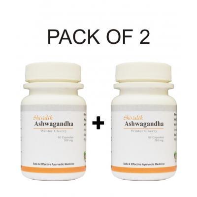 Shivalik Herbals - Ashwagandha- Withania somnifera