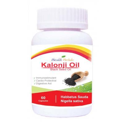 Shivalik Herbals - Kalonji Oil Caps