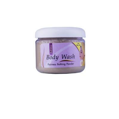 Herbal Body Wash for Oily Skin