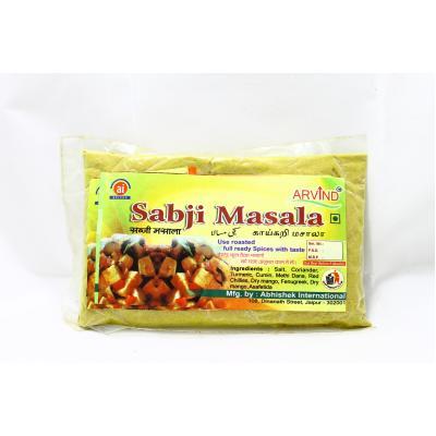 SURBHI CHATPATA SPICY MASALA  SABJI MASALA 100 gram Per Pack(s)