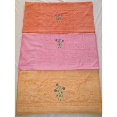 GOLD CHOICE EMBROIDERY  BATH TOWEL