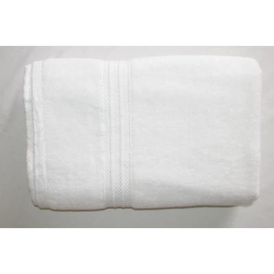 WHITE RAPIER BATH TOWEL