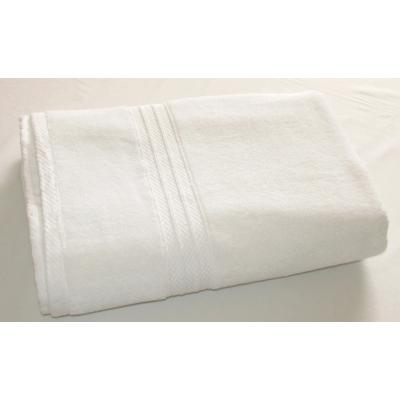 WHITE RAPIER BATH TOWEL