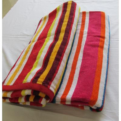 DR STRIPE BATH TOWEL 1