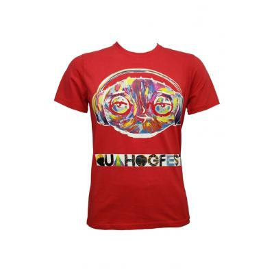 Planet Superheroes - Family Guy - Quahogfest Red T-Shirt