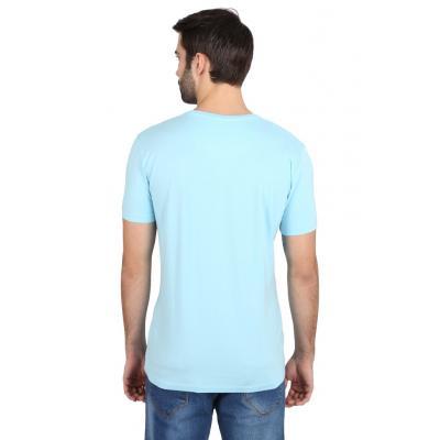 Planet Superheroes - Simpsons - Good Ol Homer Light Blue T-Shirt 2