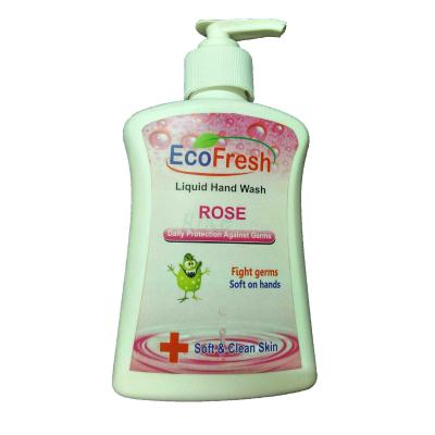 Eco Fresh Hand Wash Rose 250 ml