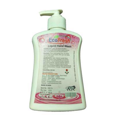 Eco Fresh Hand Wash Rose 250 ml 1
