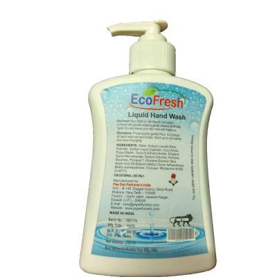 Eco Fresh Hand Wash Ocean Fesh 250 ml 1