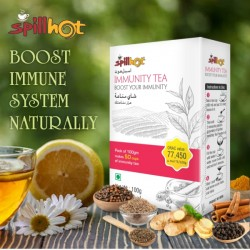 Spillhot Immunity Tea
