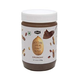 CHOCOLATE PEANUT BUTTER CRUNCHY (510 GM)