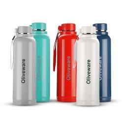 Oliveware Aura Insulated Steel Water Bottle 690 ML 2