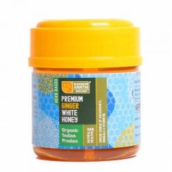 Ginger Infused Premium White Honey - 150 Gms