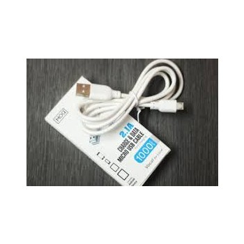 2.1 Amps Micro USB Data Cable