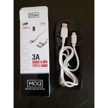 3 Amps Type C Data Cable