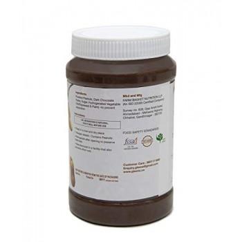 CHOCOLATE PEANUT BUTTER CREAMY (1kg) 1